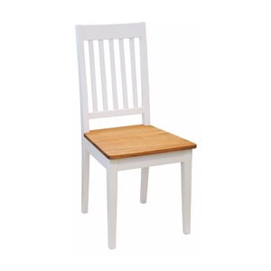 Bílá dubová židle  Folke Bragi