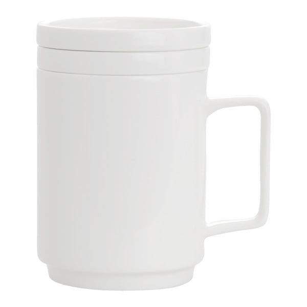 Biały kubek Cosy&Trendy Stackable, 330ml