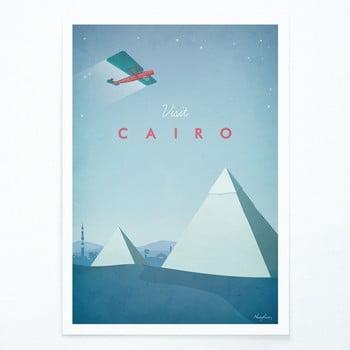 Poster Travelposter Cairo, A2