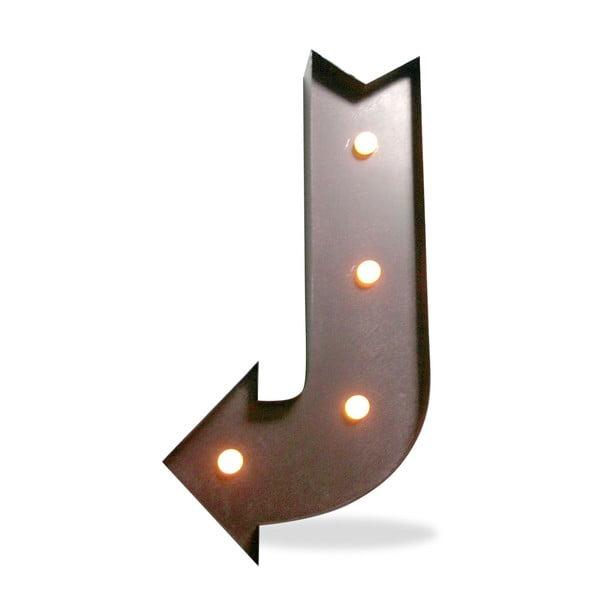 Světelná LED dekorace Arrow Down