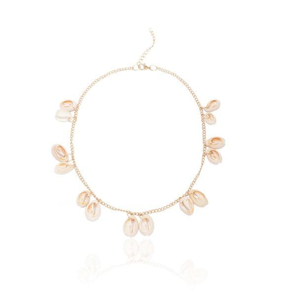 Rhonda aranyszínű nyaklánc - NOMA
