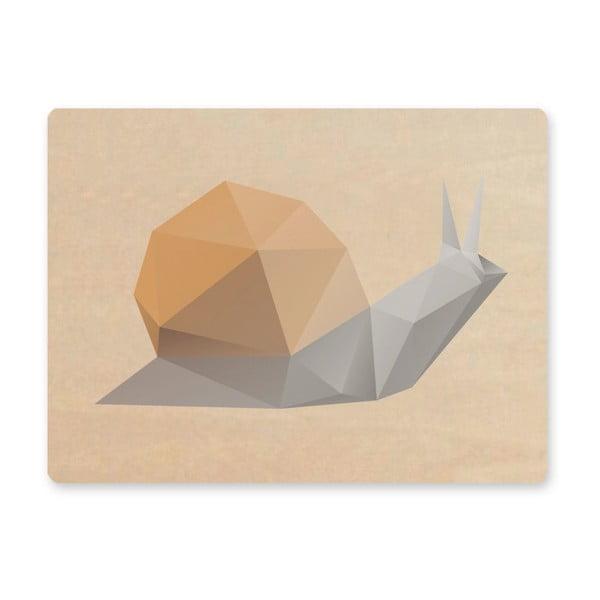 Obraz Novoform Artboard Snail, A7