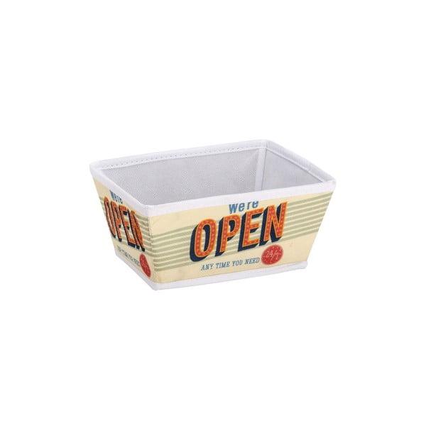 Retro košík Open, 15x20 cm