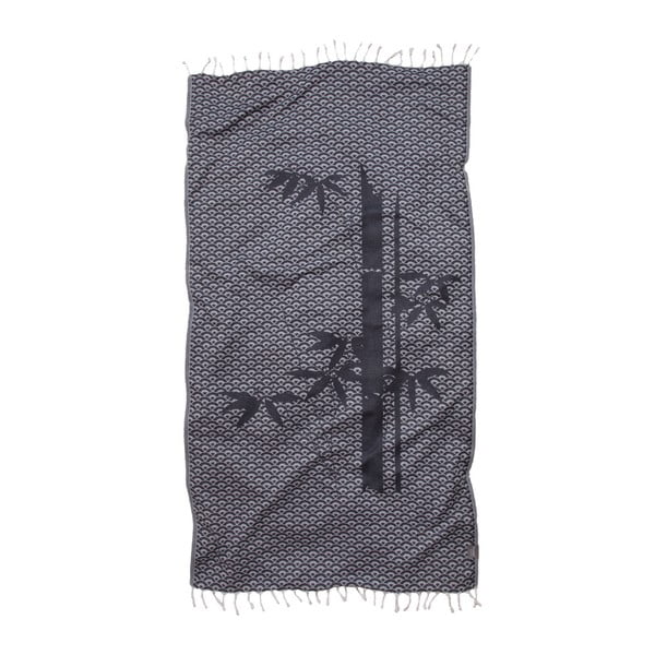 Ręcznik Hamam Seahorse Bamboo, 100x180 cm