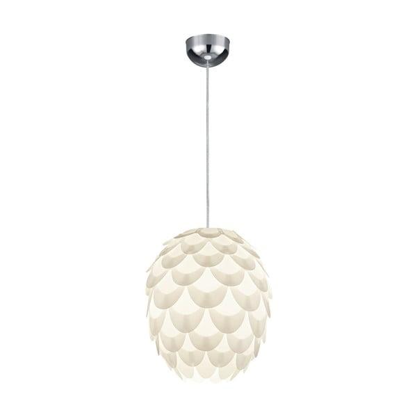 Pedant Choke fehér mennyezeti lámpa, magasság 36 cm - Trio