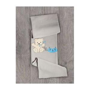Dětská deka Méďa s telefonem