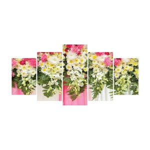 Vícedílný obraz La Maison Des Couleurs Spring Flowers