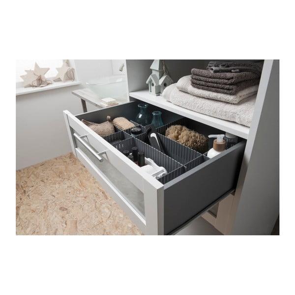 Set 6 organizatoare sertar Compactor