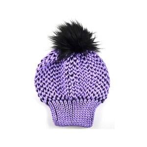Dámská čepice Beret Purple
