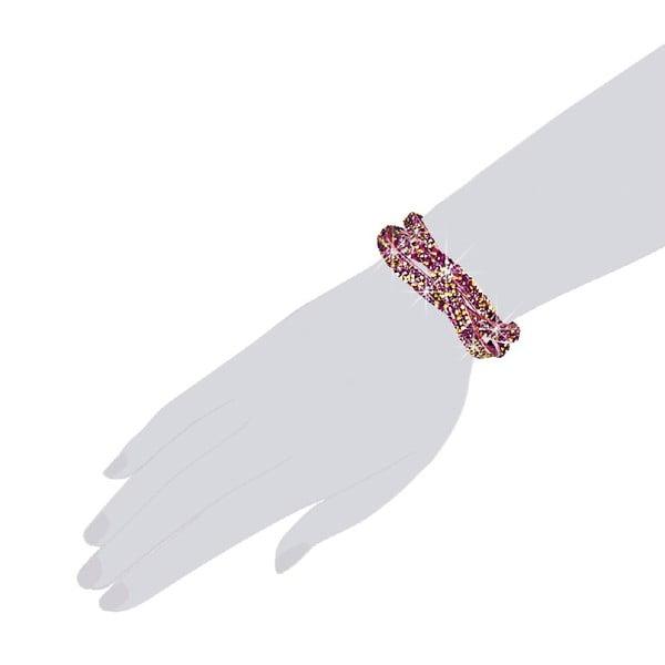 Náramek Pinky, 19 cm