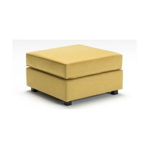 Žlutá podnožka Balcab Home Mercy