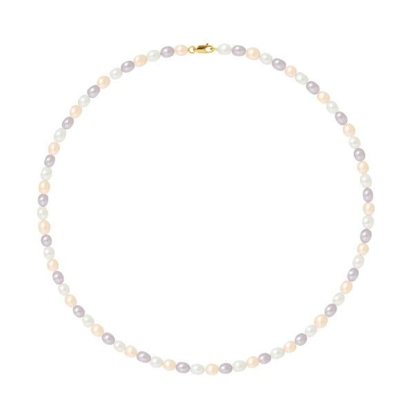 Náhrdelník s říčními perlami Thanassis