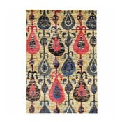 Ručně tkaný koberec Ikat H9 Mix, 230x300 cm