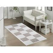 Odolný bavlněný koberec Vitaus Patchwork, 60x90cm