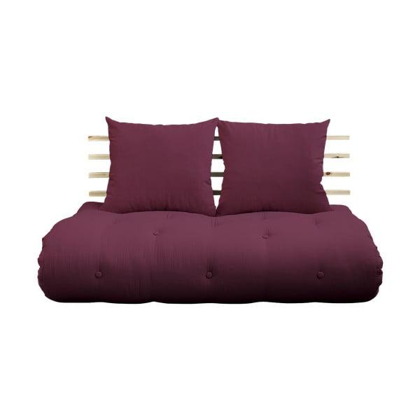 Shin Sano Natur/Bordeaux kinyitható kanapé - Karup Design