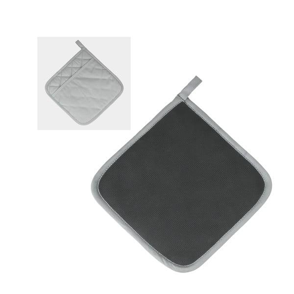 Prosop termic Metaltex Black, lungime 22 cm