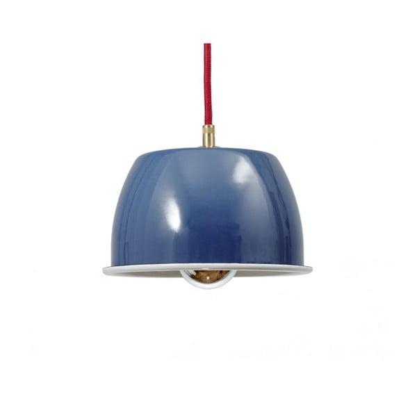Stropní svítidlo Emailleleuchte 05 Blue/Red