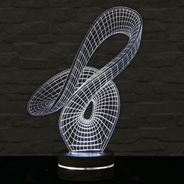 3D stolní lampa Trick