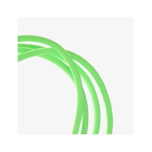 USB kabel pro iPhone 5, zelený
