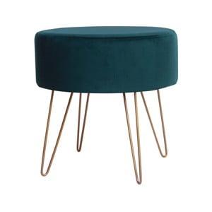 Tmavě zelená stolička 360 Living Pinok