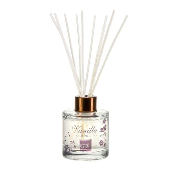 Dyfuzor o zapachu wanilii i orchidei Copenhagen Candles, 100 ml