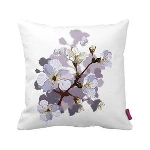 Polštář White Flower, 43x43 cm