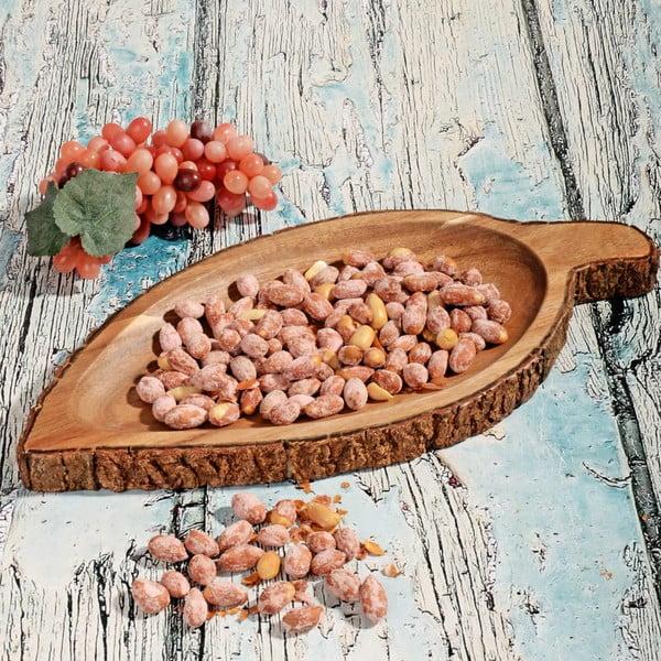 Dřevěné přírodní servírovací prkénko Acacia