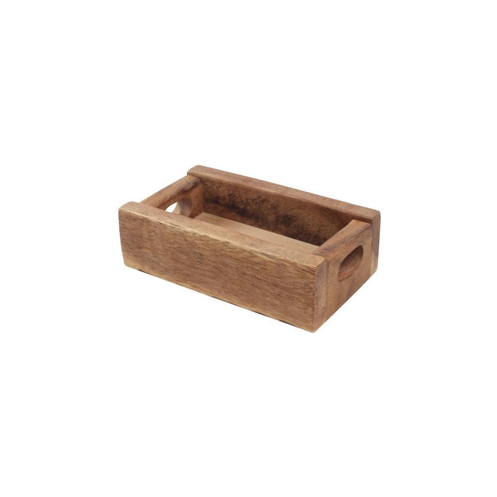 Stojan na kořenky z akáciového dřeva T&G Woodware Nordic Natural