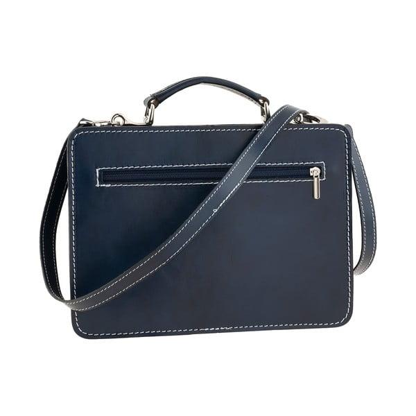 Kožená taška Ore Diece Perugia, modrá