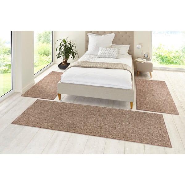 Béžový koberec Hanse Home Pure, 140x200cm