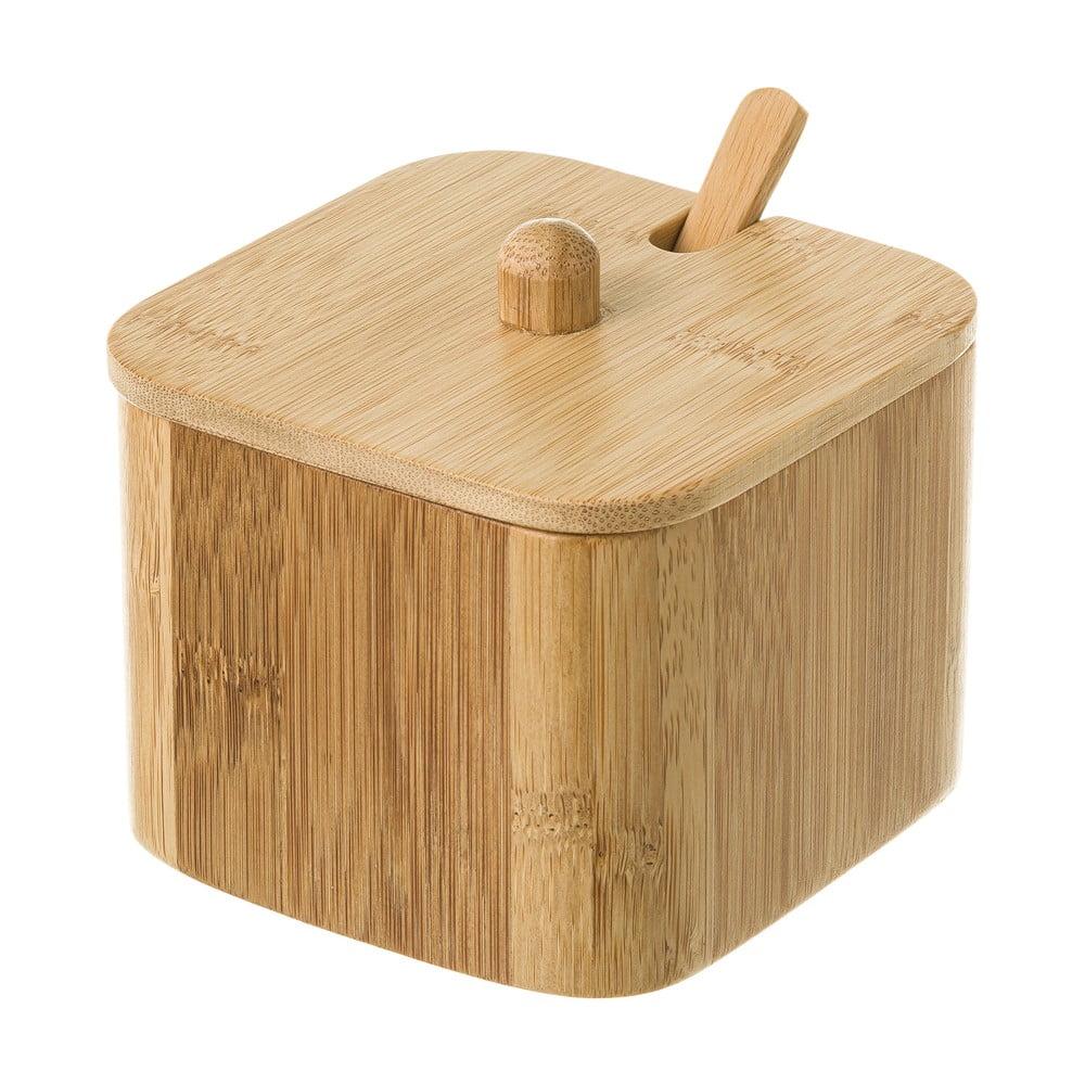 Cukřenka/solnička zbambusu Unimasa Bamboo