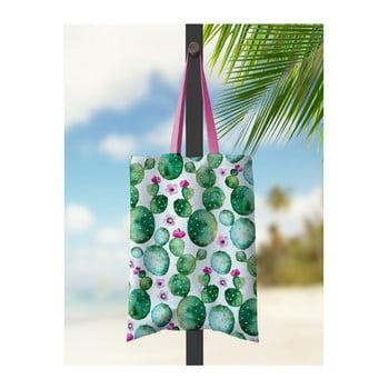 Geantă de plajă Kate Louise Cactusito imagine