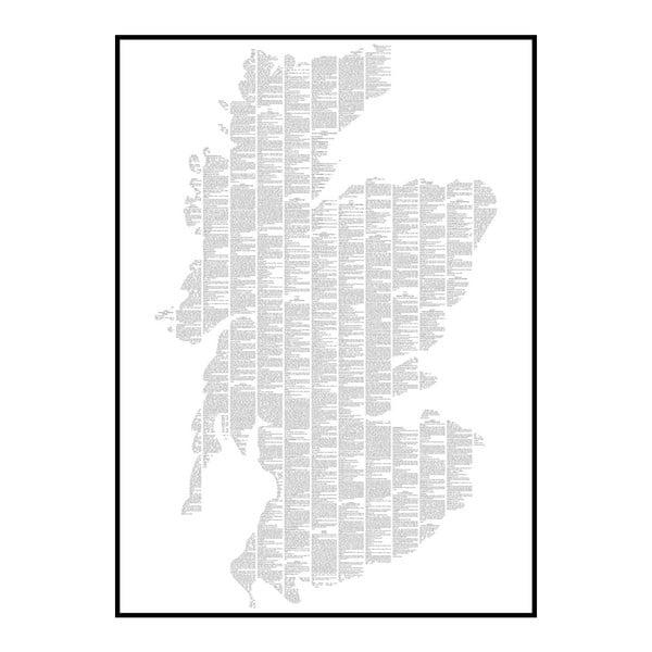 Knižní plakát Macbeth, 50x70 cm
