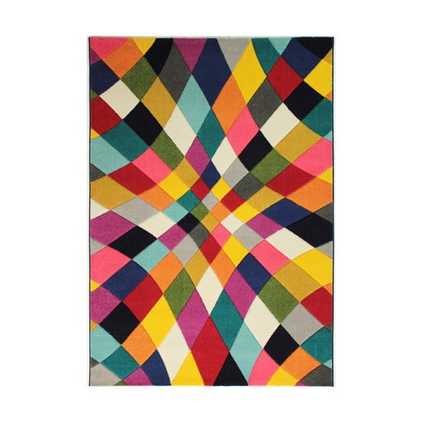 Covor Flair Rugs Spectrum Rhumba Multi, 160 x 230 cm