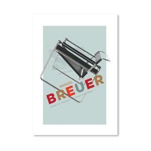 Autorský plakát Breuer Chair