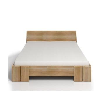 Pat dublu din lemn de fag SKANDICA Vestre Maxi, 180 x 200 cm de la Skandica