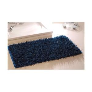 Koupelnová předložka Metallic Look Navy Blue, 50x70 cm