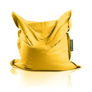 Sedací vak Kanafas, žlutý