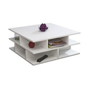 Bílý konferenční stolek Symbiosis Gilla