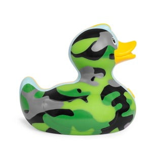 Kachnička do vany Bud Ducks Camo Fusion