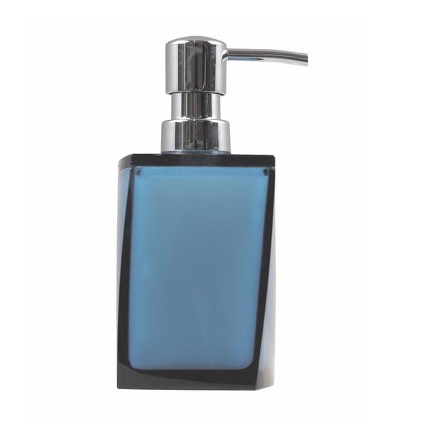 Dávkovač na mýdlo Transparent Petrol Blue