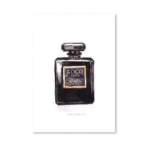 Plakát Chanel, 30x42 cm