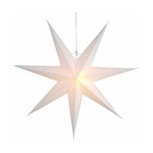Závěsná svítící hvězda Dot Snow, 70 cm