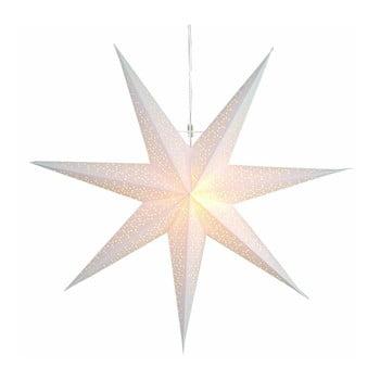 Decorațiune luminoasă Best Season Dot, Ø 70 cm, alb imagine
