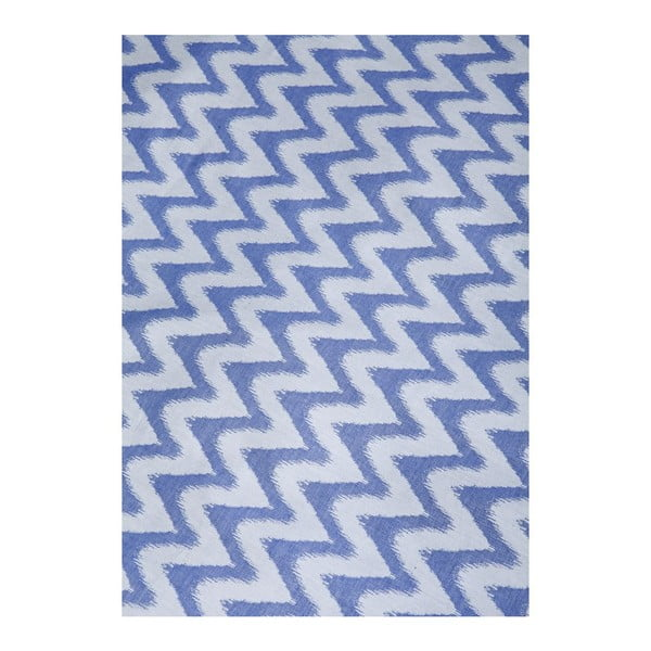 Povlak na peřinu Casa Di Bassi Damas Blue, 155x220cm