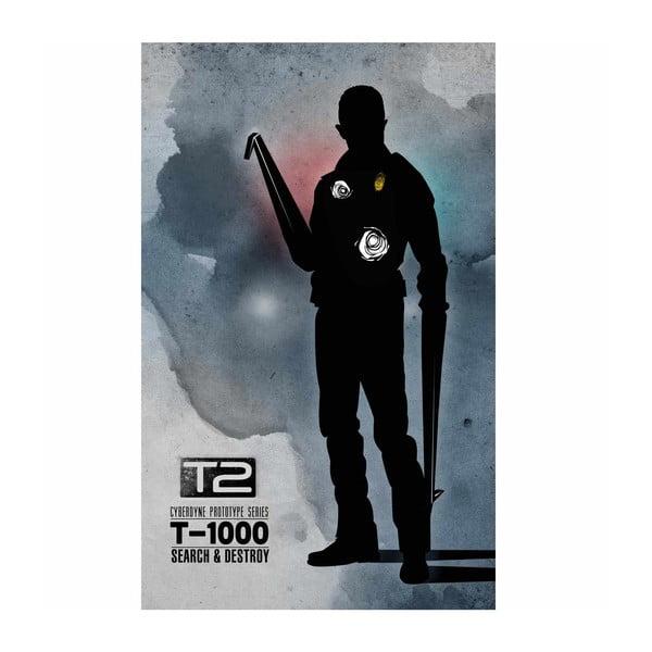 Cedule T-1000, 45x28 cm