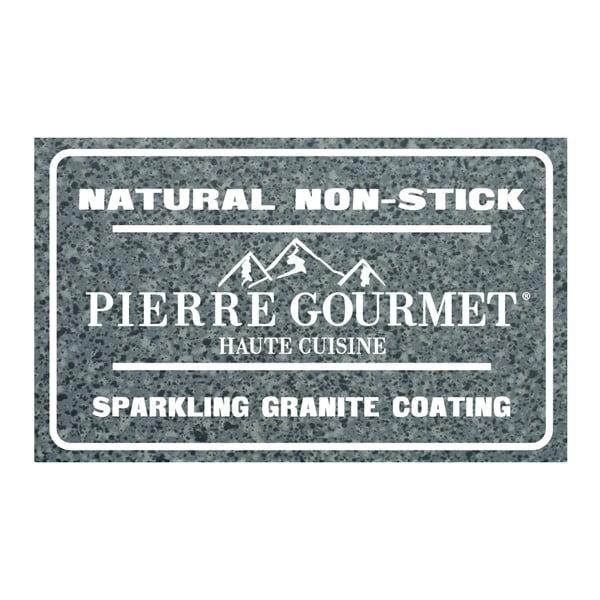 Pánev s poklicí a s dřevěnou rukojetí Bisetti Pierre Gourmet, Ø 28cm