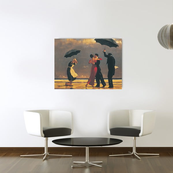 Obraz Vettriano - The singing butler, 80x60 cm