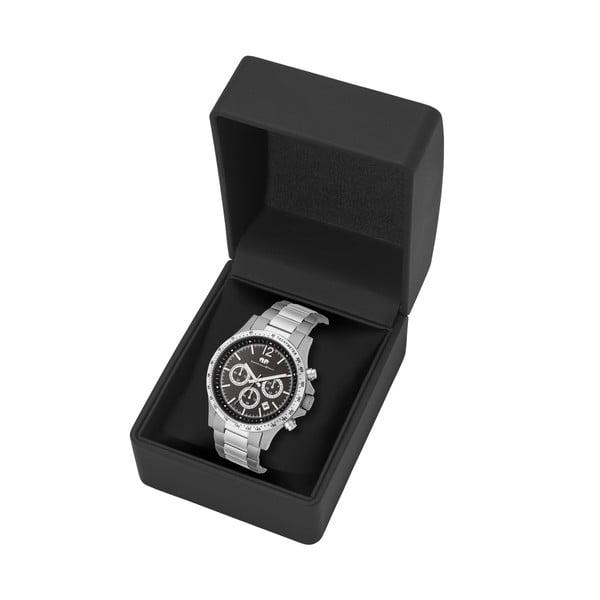 Pánské hodinky Rhodenwald&Söhne Playmaster Black/Silver