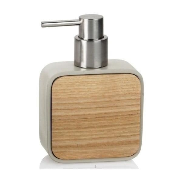 Zásobník na mýdlo Wood